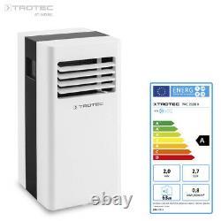Climatiseur Local Trotec Pac 2100 X Refroidisseur Mobile 2 Kw / 7 000 Btu