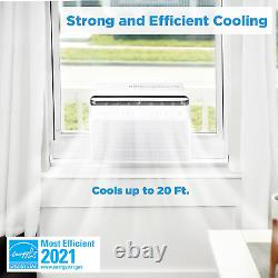 Climatiseur Midea U Inverter 8000btu, U-shaped Ac Avec Fenêtre Ouverte