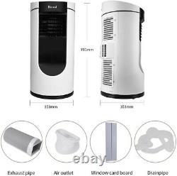 Climatiseur Mobile Fan & Dehumidifier, 2.6 Kw / 9.000 Btu, 3-en-1 Pour La Maison