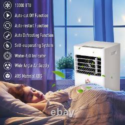 Climatiseur Mobile Homcom Avec Refroidissement Rc Déshumidifiant Ventilation 5000 Btu