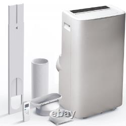 Climatiseur Portable 12000btu Classe A Efficacité Avec Minuterie À Télécommande