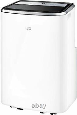 Climatiseur Portable Aeg 9000 Btu Pour Chambres Jusqu'à 21 M² Chillflexpro