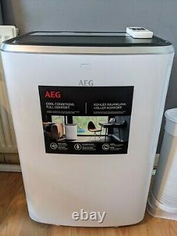 Climatiseur Portable Aeg Axp26u338cw 9000 Btu