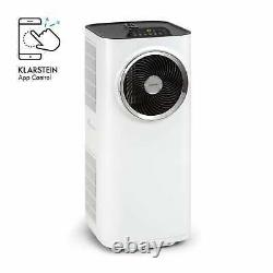Climatiseur Portable Conditioning Unit 12000btu Télécommande Blanche