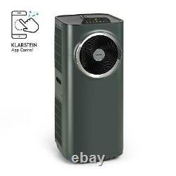 Climatiseur Portable Conditioning Unit 12000btu Télécommande Noire
