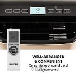 Climatiseur Portable Conditioning Unit 9000btu 1050w Remote Control Bronze