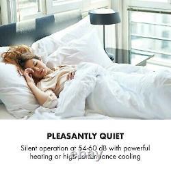 Climatiseur Portable Split Réversible Heater Fan Silent Powerful 12 000 Btu