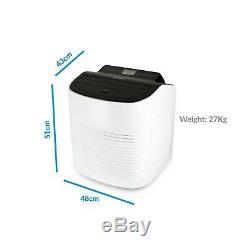 Compact Puissance 9000btu Climatiseur Portable Petit Pour La Maison, Bureau & Caravan