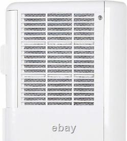 Daewoo 7000 Btu Portable 3-en-1 Écran Led Climatiseur Avec Télécommande