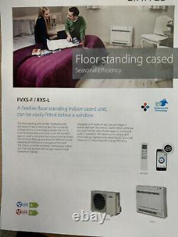 Daikin Air Conditioning System 3.5kw 12000btu Bureau Conservatoire Permanent