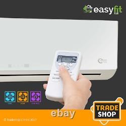 Easyfit Plus Kfr23iwithx1c-m Kit De Climatisation 9000btu Split System + Wi-fi
