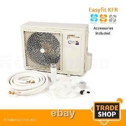 Easyfit Plus Kfr53iwithx1c-m Kit De Climatisation 18000btu Split System + Wi-fi