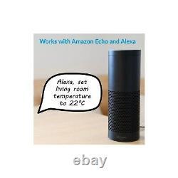 Ecosilent 12000 Btu Smart Wifi App Alexa Portable Climatiseur Avec Thermopompe