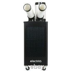 Electriq 12000 Btu Climatiseur Commercial Portable Pour Jusqu'à 30 M2 De Surface