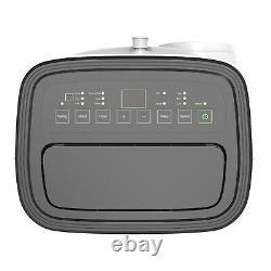 Electriq 14000 Btu Smart Wifi App Climatiseur Portable Avec Pompe À Chaleur Pour Roo