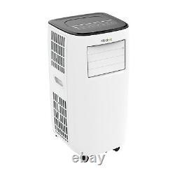 Electriq Ecosilent 10000 Btu Climatiseur Portable Pour Chambres Jusqu'à 28 M2