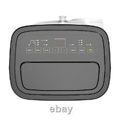 Electriq Ecosilent 14000 Btu Climatiseur Portable Pour Chambres Jusqu'à 38m2