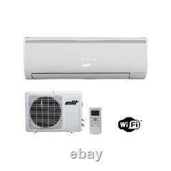 Elit 12000 Btu Wifi Smart A++ Simple D'ajustement DC Inverter Climatiseur Mural Split