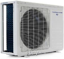 Energy Star Mini Climatiseur Split Sans Conduit Thermopompe 18-25 Seer