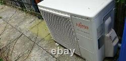 Fujitsu 12000 Btu Onduleur Monté Mur De Climatiseur