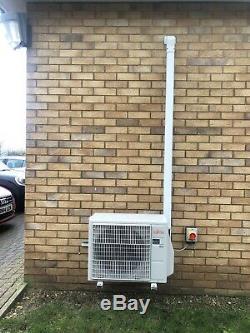 Fujitsu R32 Climatisation 3.5kwith12000btu Alimentation Et Installation Garantie Leeds 5y