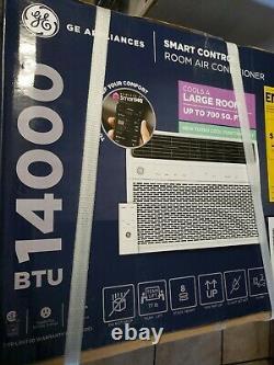 Ge Smart Control Climatiseur Grande Chambre Btu 14000 Jusqu'à 700 Pi. C'est-à-dire Qu'il N'y A Pas De