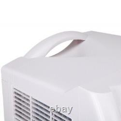 Homegear 7000 Btu Climatiseur Portable/déshumidificateur/ventilateur, A Energy Rating