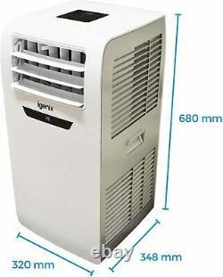 Igenix Ig9901 9000btu Unité Climatiseur Portable 3 En 1