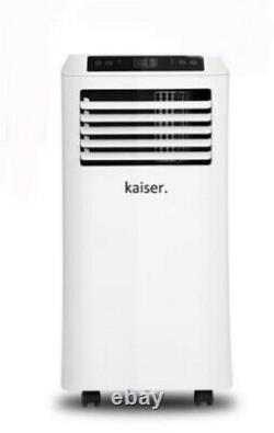 Kaiser Eco Cool 9000 Climatiseur Mobile Refroidisseur D'air 2,6kw 9000 Btu