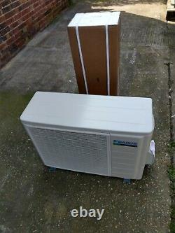 Kit De Climatisation Chambre Daikin 3.5kw 12000btu Heat Pump Inverter Ftxp35m