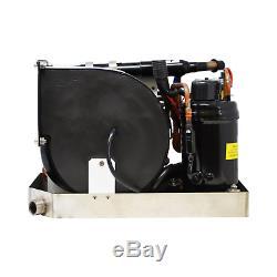 Marine Climatiseur Avec Chaleur, Contrôle Numérique, Power Inverter 4200 Btu 115v
