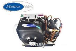 Marine Climatiseur Sc7k Btu 230v 60hz Aluminium Avec Commande Numérique