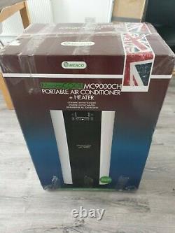 Meaco Cool Mc9000ch Climatiseur Portable+chauffage À Télécommande, 9000btu