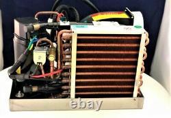 Mini Climatiseur DC 5000 Btu Avec La Chaleur, La Pompe De Contrôle De Pompe À Chaleur 27amps