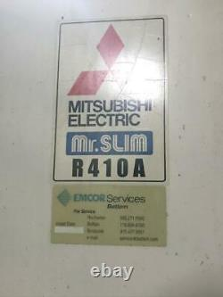 Mitsubishi Puy-a18nha4 18k Btu Climatiseur Extérieur / Intérieur Pka-a18ha4
