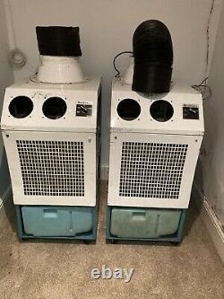 Movincool 15sfe-1 230v 15 200 Btu Unité De Climatisation Portable