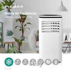 Nouveau Climatiseur Mobile 9000 Btu Classe D'énergie Un Temps De Télécommande