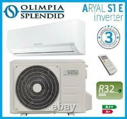 Olimpia Splendide Aryal S1 Et Inverter 10 Air Conditionné 9000 Btu In + R32