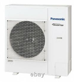 Panasonic S-71pf1e5b 7.1kw 24.000btu Paci Elite Inverter High Static Ducted Air