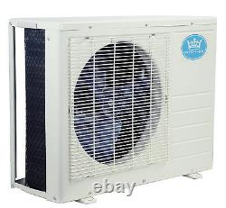 Prem-i-air 18000 Btu Quiet Wall Mounted Onduleur Air Conditioner Unité Extérieure