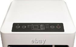 Premiair White 8000 Btu Conconditionneur D'air Local Portable Et Télécommande