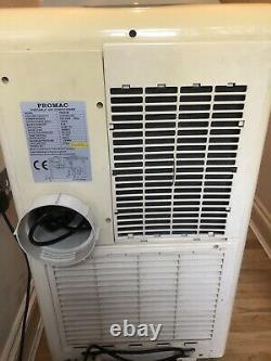 Promac Pm38cm Air Conditioning Unit Vgc 13000 Btu Puissant Cold Portable Ac