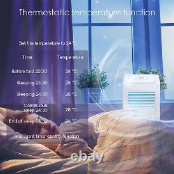 R290 Climatiseur Unité De Conditionnement Portable 7000btu 2060w Remote Class A