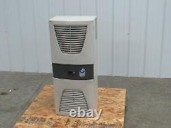 Rittal Sk 3304540 Climatiseur Vertical D'enceinte De Montage 3620 Btu 460v R134a