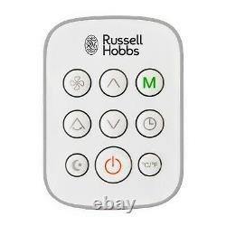 Russell Hobbs Rhpac4002 2in1 Climatiseur Et Déshumidificateur 9000btu Et Kit De Fenêtre