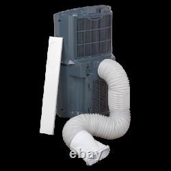 Sealey Sac12000 Climatiseur/déshumidificateur/chauffeur 12 000 Btu/h