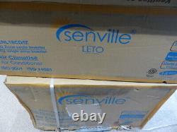 Senville Senl18cd/iz Climatiseur 18000 Btu Pompe À Chaleur Intérieur Et Extérieur Unité