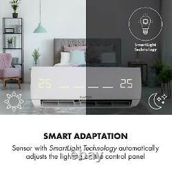 Smart Split Climatiseur 600m³ / H 1090 / 970w 12000 Btu