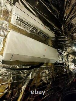 Système De Conditionnement D'air Mural 4-way 4x 9000 Btu Argo Multi-split