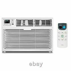 Tcl 6 000 Btu Home Window Climatiseur Avec Affichage Led Et Télécommande, Blanc